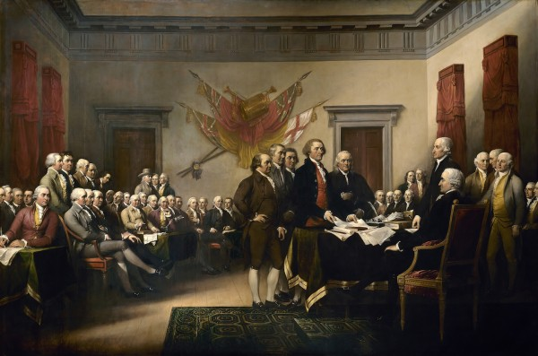 Liberal university indoctrinating students to believe the Founding Fathers were terrorists